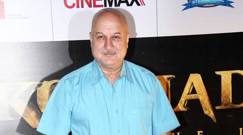 Anupam Kher in the stride of April Fool's day, tweeted that he is quitting Twitter.