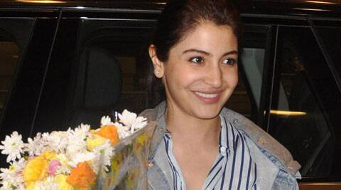 Anushka Sharma recently wrapped up 'Bombay Velvet'.