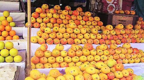 APMCs have seen an increase in the arrival of mangoes.