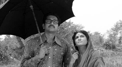 A still from 'Apur Panchali'.