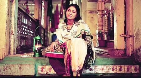 Aabida touches upon the various aspects of being a lower middle-class Muslim widow  in Mumbai.