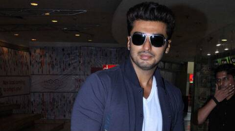 Arjun Kapoor stated that he is extremely happy to feature the film.