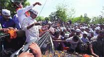 Battle of Varanasi: Kejriwal tears into Rahul, Modi over 'helicopter democracy'