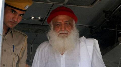 Asaram is lodged in the Jodhpur Central Jail since September 2 last year after he was booked for the sexual assault on the girl. (PTI)
