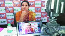 Asifa Khan, groomed by Ahmed Patel, now withModi