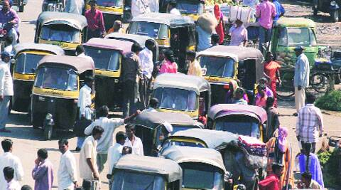 Autorickshaw drivers come in contact with people from all classes.