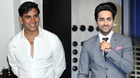 Ayushmann Khurrana has denied reports that he is doing Akshay Kumar's next production venture.