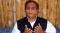 Congress will do anything to silence me: Azam Khan