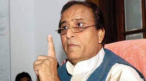 Azam Khan said that the muslims were lured by 'false promises' by BJP.
