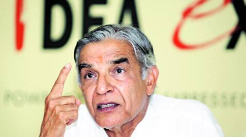 Congress leader Pawan Bansal.