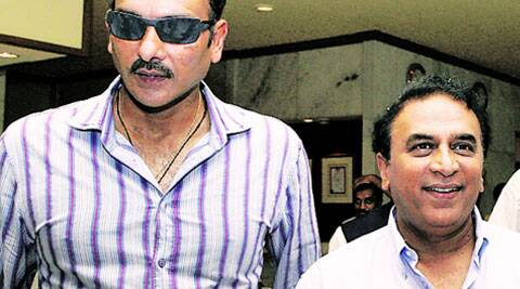 Both Shastri and Gavaskar are BCCI's employees, but remain in the forefront of the board's clean-up drive.