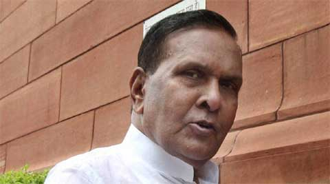 "Beni Verma said ""it is the duty of all Hindus and Muslims to guard the country and temple of democracy from dogs (who are out to soil it)."""