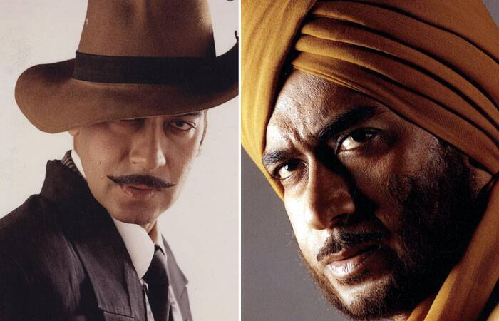 <b>The Legend of Bhagat Singh (2002) </b>: The Legend of Bhagat Singh was a historical biographical film about Bhagat Singh. Directed by Rajkumar Santoshi, it featured Ajay Devgn in lead role. Ajay Devgn was appreciated for playing Bhagat Singh to perfection.  The film went on to win two National Film Awards, including the National Film Award for Best Feature Film in Hindi.