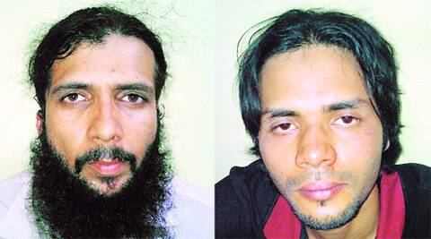 These suspected members of banned terror outfit IM are accused in connection with a case of alleged conspiracy to carry out terror acts in India.