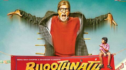 'Bhoothnath Returns' has been produced by T-Series and BR Films.