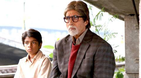 Bhoothnath Returns will be attended by megastar Amitabh Bachchan.