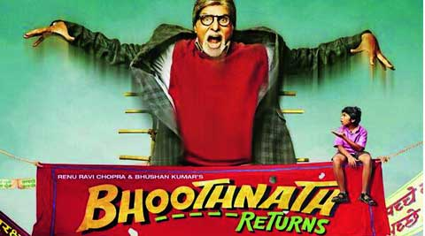 'Bhoothnath Returns'received mixed reviews.