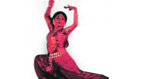 Odishi dancer Bijayini Satpathy's deer act was one of the highlights of the inaugural programme;