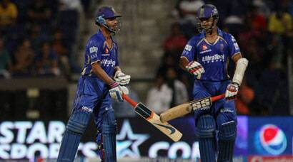 Binny, Rahane star in tight Rajasthan Royals win