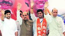 BJP has no tacit understanding with MNS, says Rajnath