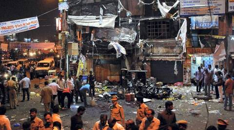 According to the NIA the IM group conducted a test blast in a hillock near the Abdullapurmet in Hyderabad.