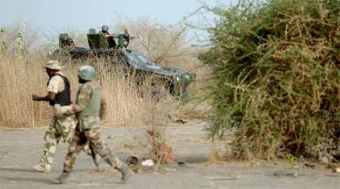 It is not clear if the latest clash with the insurgents was part of new security measures. (Photo: Reuters)