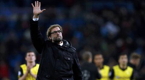 """Coach Klopp has called his journey with Dortmund """"the most exciting and emotional journey in football"""". (Reuters)"""