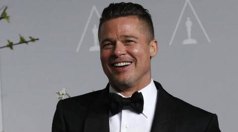 Brad Pitt most recently won the best picture Oscar for producing slavery drama '12 Years A Slave'. (Reuters)