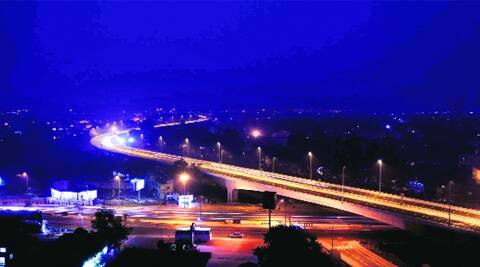 PWD said slip roads will be completed by March 2015.