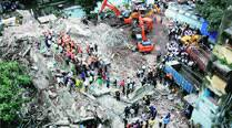 'Illegal alterations on ground floor led tocollapse'