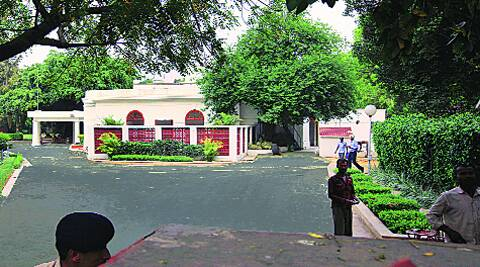 3, Motilal Nehru Marg, his new address. Ravi Kanojia