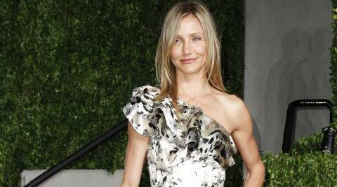 Cameron Diaz plays a lawyer in the film. (Reuters)