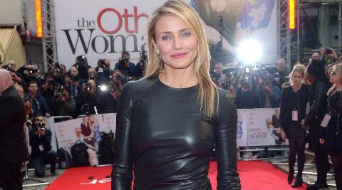 Cameron Diaz: Everybody's been betrayed in some way. (AP Photo)