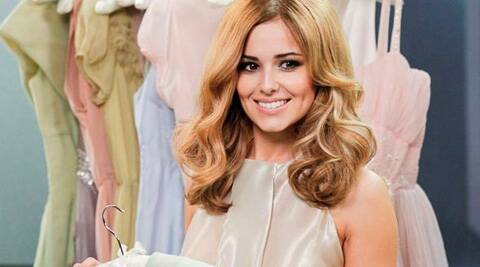 Cheryl Cole shows off some dance moves to Stockholm Syndrome's 2012 track 'Pretty Girl'.