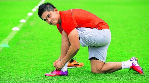 Chhetri, India's captain, may not play an international friendly this year as the FIFA dates clash with the ISL leagues proposed calender