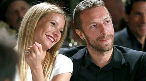 Estranged couple Gwyneth Paltrow and Chris Martin reunited in Santa Monica for dinner.