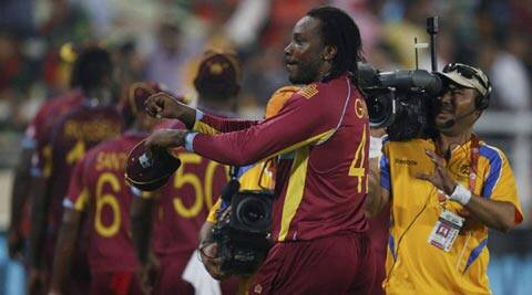 West Indies will now meet Sri Lanka in the semis of the ICC World Twenty20 (AP)
