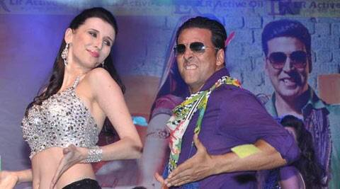 """After 'Balma' (Khiladi 786), I got many offers but rejected them because I was not happy with the content. But this is a very catchy item number with 'desi tadka'. It's a typical song in UP and Bihar style. There is some naughtiness in it,"" Claudia told PTI."