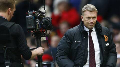 "David Moyes said he would always be ""incredibly proud"" to have been appointed manager of Manchester United (File)"