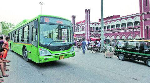 Acquisition of large buses was taking longer than planned, a DTC official said. (Express Archive)
