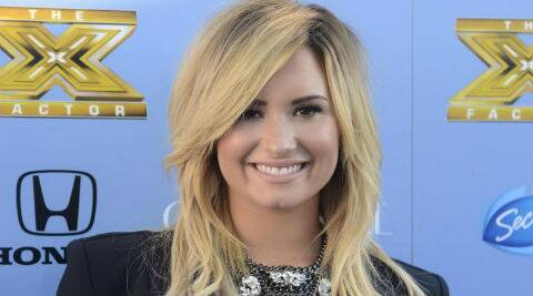 "The European leg of Demi Lovato's ""Neon Lights"" Tour will kick off on June 1 in England. (Reuters)"
