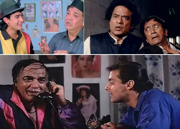 <b>Bankelal Bhopali/ Murli Manohar/ Johnny</b>: Veteran comedian Jagdeep played Prem's father Bankelal Bihari in the film. While, Deven Verma played Amar's father Murli Manohar who is a barber. Mehmood plays Johnny, the owner of a production company who cheats Prem into paying him huge sums of money with false promises of making him a film star.
