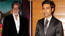 Dhanush off to Goa to shoot for R Balki's next with Big B