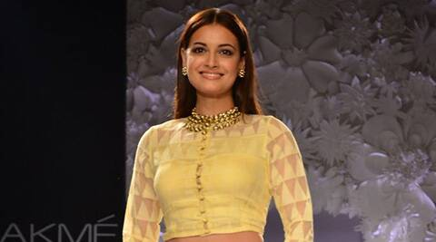 Dia Mirza is currently busy with her maiden production venture 'Bobby Jasoos'.