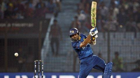 Dilshan admitted the offence and accepted the sanction proposed by David Boon of the Emirates Elite Panel of ICC Match Referees (AP)