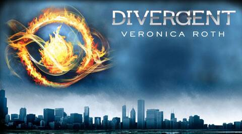The studio  which used the Divergent Book Cover Back