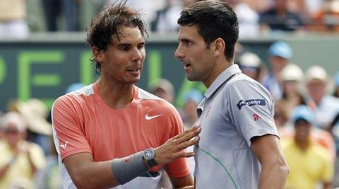 With Djokovic's Miami victory, he and Nadal between them now hold all nine Masters series titles (USA Today Sports)