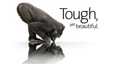 Corning Gorilla Glass is  on 2.5 billion devices
