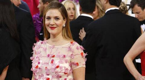 Earlier this month, Drew Barrymore said that becoming a parent is the greatest thing she's ever done in her life. (Reuters)