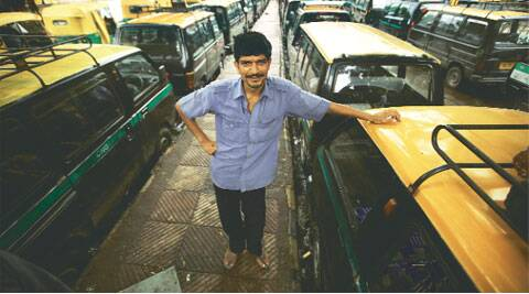 Mumbai taxi drivers know their way around the city.